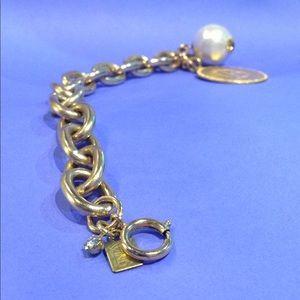 john wind Jewelry - John Wind Sorority Gal Cotton Pearl Bracelet